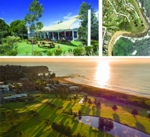 Flying Fox Cafe, Mona Vale Headland, Mona Vale Golf Course
