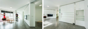 Moveable walls in your new build home