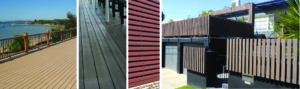 Building products for modern homes Modwood decking and screening